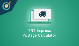 TNT Express – Postage Calculator