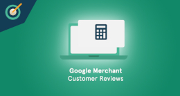 Google Merchant – Customer Ratings